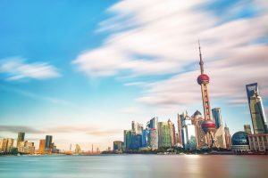 oriental pearl tower photo